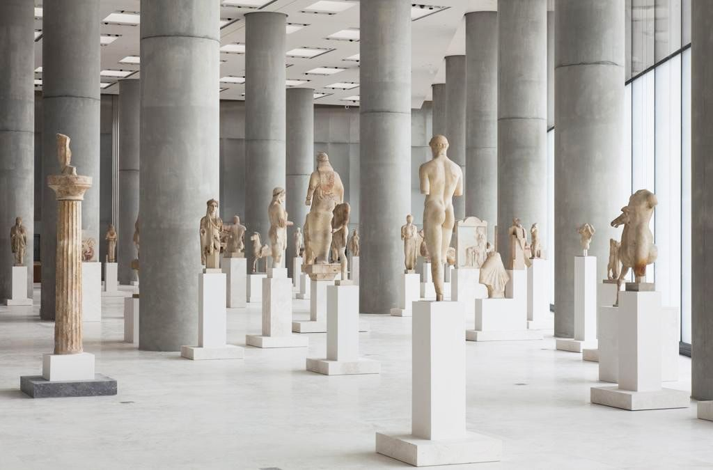 Acropolis museum | The ancient riddle